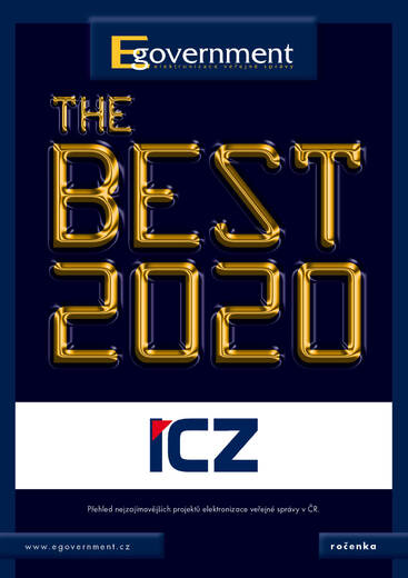 Egovernment The Best 2020 - ICZ