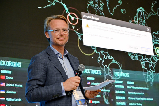 133. MIKULOV 2019 (Johan Envall, Covr Security)